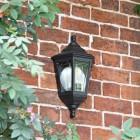 Traditional Flush-Fix Wall Light