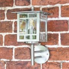 Stainless Steel Wall Lantern
