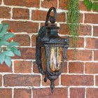 'Pennsylvania' Antique Bronze Top Fix Lantern