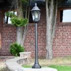 Hexagonal Post Light Set