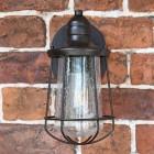Antique Bronze Standard Nautical Wall Light
