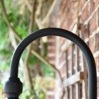 Deluxe Barn Hanging Wall Light Arched Bracket