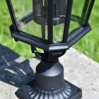 Traditional Pillar Lantern