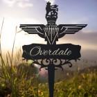 British Parachute Regiment Memorial Ground Spike