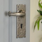 """Aldrington"" Cast Iron Lever Handle"