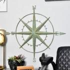 Compass Wall Art in Situ