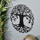 Tree of Life Wall Art Angled