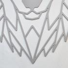 Close up of Geometric design