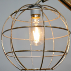 Close-up of the Cage Hanging Pendant