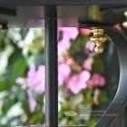 Westwell Black Simplistic Victorian Wall Light Close Up