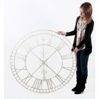 Large Wall Clock Decoration