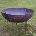 Traditional Kadai Bowl with Stand