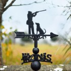 Large Game Season Weathervane Topper