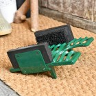 Cast iron robust Boot or shoe cleaner