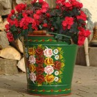 Multi purpose, can also be used as a garden planter