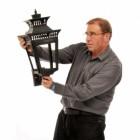 Yorkshire wall mounted wall lantern