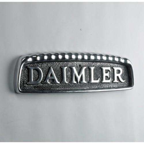 Daimler car badge