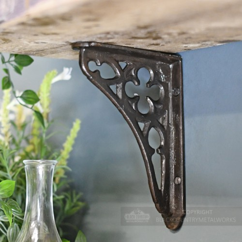 Cast Iron shelf bracket