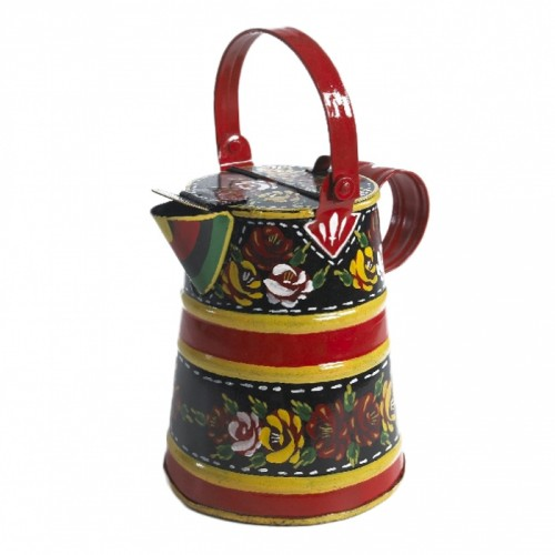 Traditional 1 Pint Black Watering Can