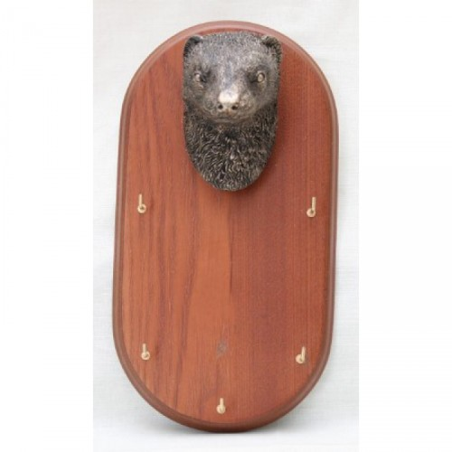 Ferret Head Key Holder