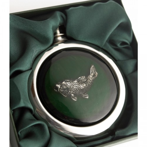 Fish-stainless-steel-hip-flask
