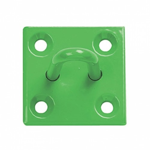 Green Wall Chain Staple Plate For Chain