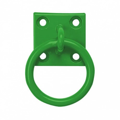 Green Wall Mounted Ring For Chain