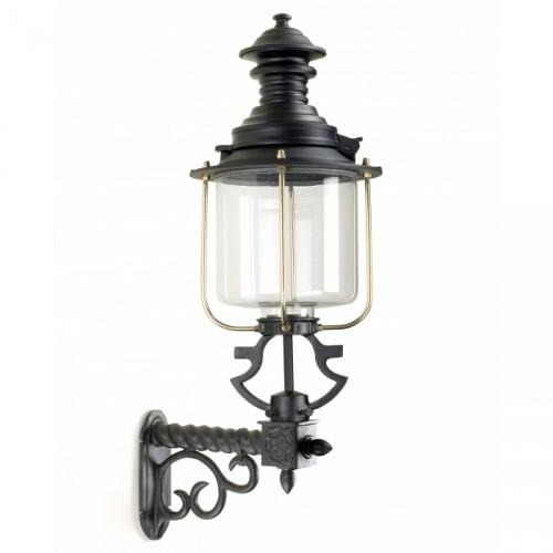 Large Belgravia Victorian Wall Lantern and Bracket
