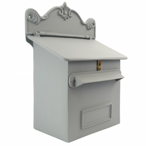 Goldhay Secure Post and Parcel Box - Granite