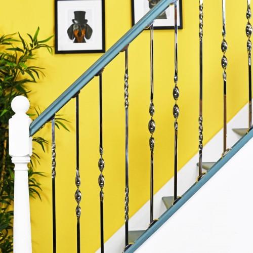 "Set of 3 ""Alessi"" Alternating Stair Spindles - Pattern 3"