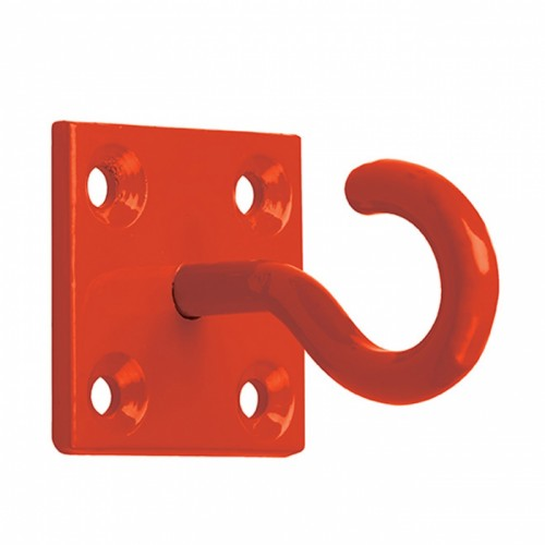 Red Chain Hook For Wall Mounting