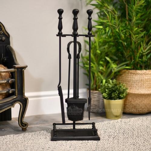 Black Companion set