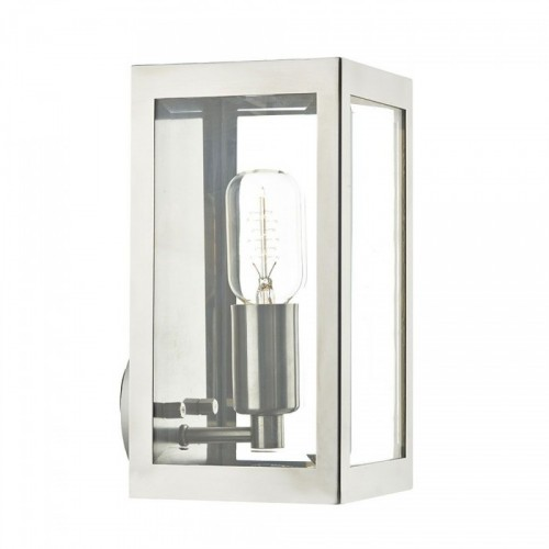 Stainless Steel Simplistic Outdoor Wall Light
