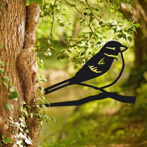 House Sparrow Tree Spike