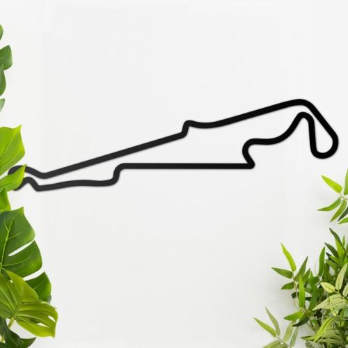 Paul Ricard Motor Circuit Wall Art