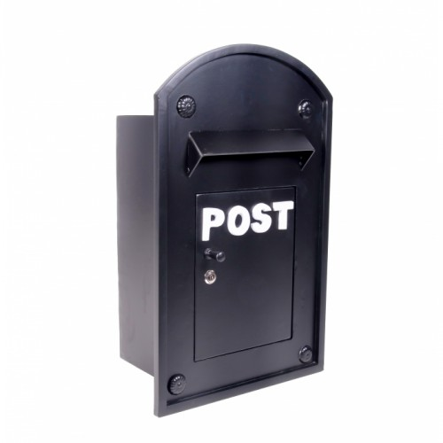 Bayswater post box for walls