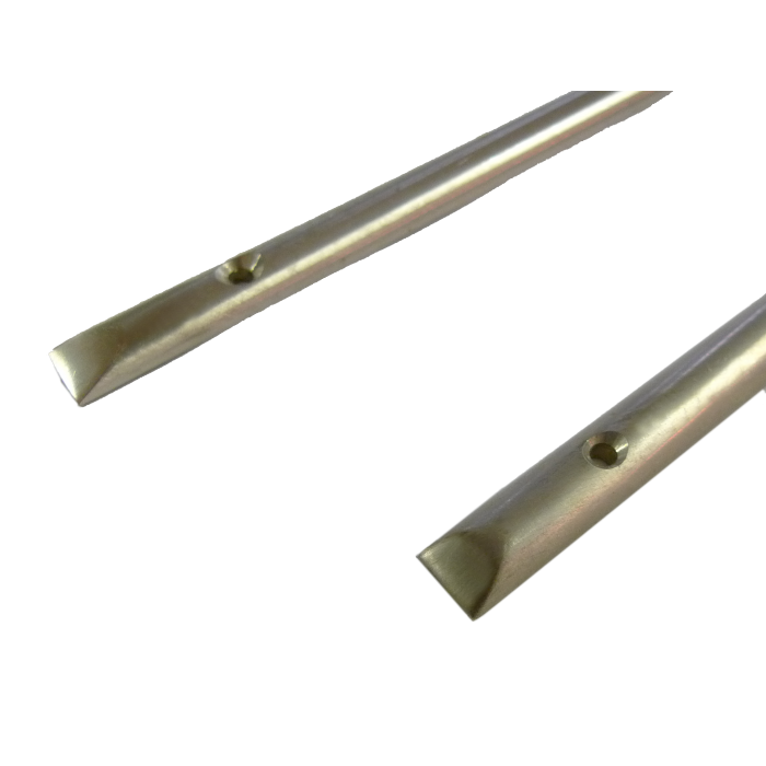 Luggage Strip Satin Chrome Miscellaneous End Of Line Door Furniture Hardware Category