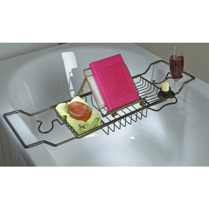 Vintage Bath Rack In Solid Brass, Bathing Valet – French inspired ...
