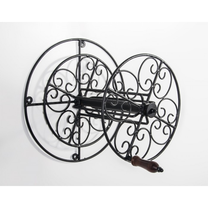 Affordable Click To Enlarge With Wrought Iron Garden Hose Holder