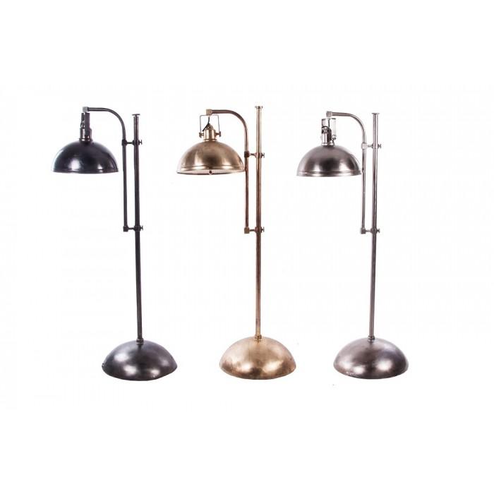 Retro Interior Floor Standing Lamp Black Country Metalworks