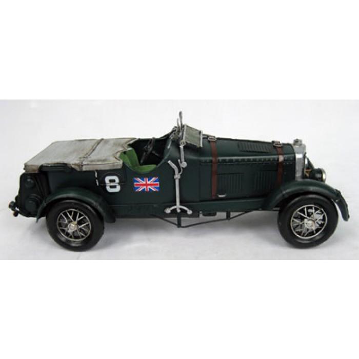 Bentley Blower Scale Replica   Black Country Metalworks