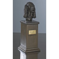 Springer Spaniel Bronze Dog Treat Jar
