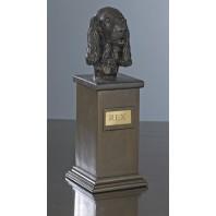 English Springer Spaniel Bronze Dog Treat Jar