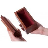 Wooden Memorial Casket