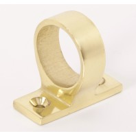 """Parkinson"" Solid Brass Sash Ring"
