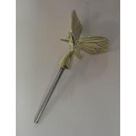 Butterfly Tiller Pin