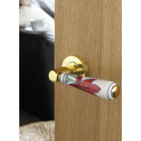 Ceramic Lever Handle Version 25