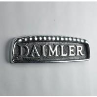 Daimler Enamelled Automobile Plaque