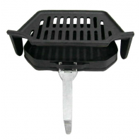 Fire Grate and Ash Collection Pan 36cm