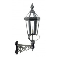 Highbury Lantern on Corner Bracket